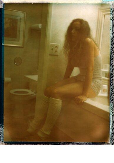 motel by bluecitrusart