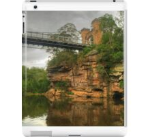 Reflections In The Valley Of The Kangaroo iPad Case/Skin
