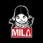 Mila Pillow by milafilm
