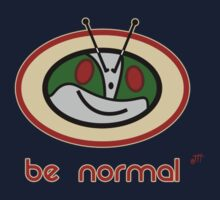 Be Normal: Common Rider by jolo