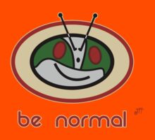 Be Normal: Common Rider Kids Clothes