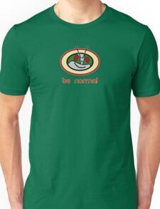 Be Normal: Common Rider Unisex T-Shirt