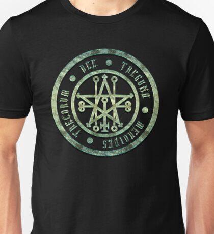 DEE TREGUNA MEKOIDES TRECORUM SATIS - in the mist Unisex T-Shirt