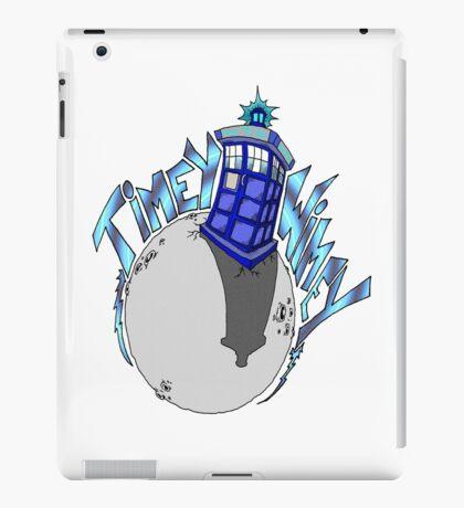 Timey Wimey iPad Case/Skin