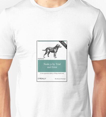 Node.js - Now Everyone can Code! Unisex T-Shirt