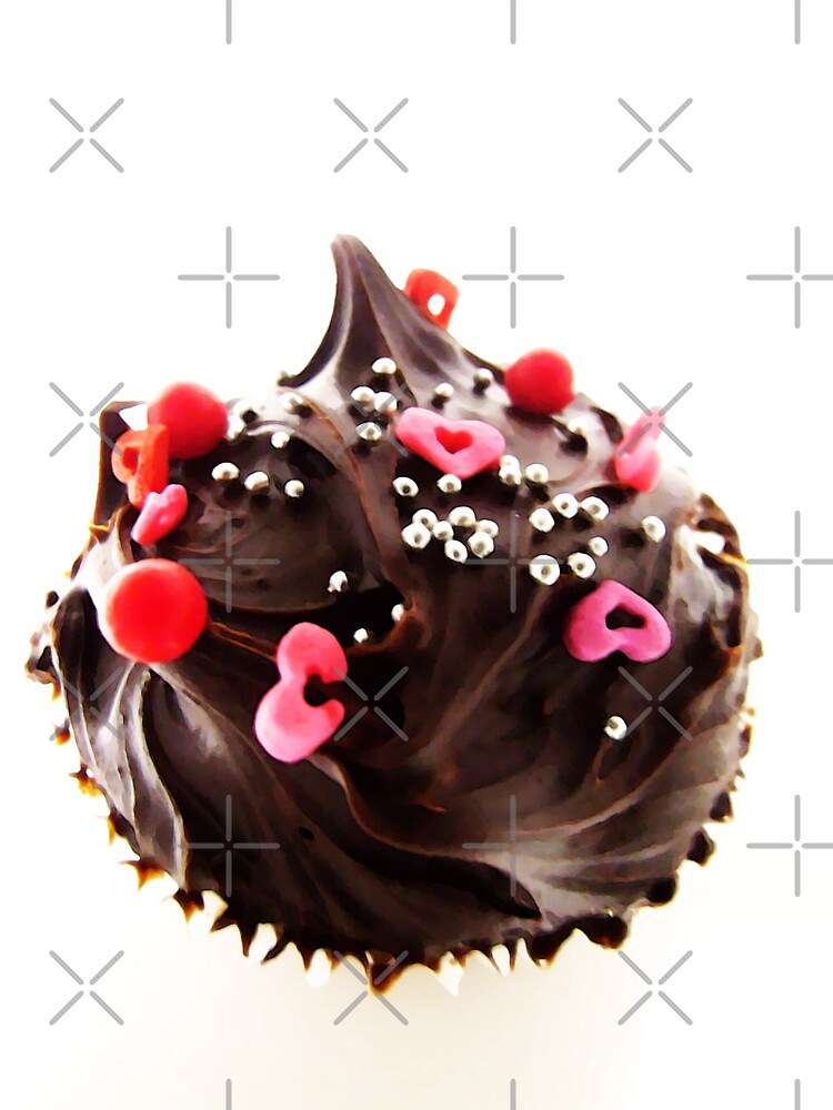 chocolate cupcake by webgrrl