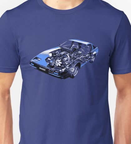 Datsun Nissan 300ZX Z31 Turbo Unisex T-Shirt