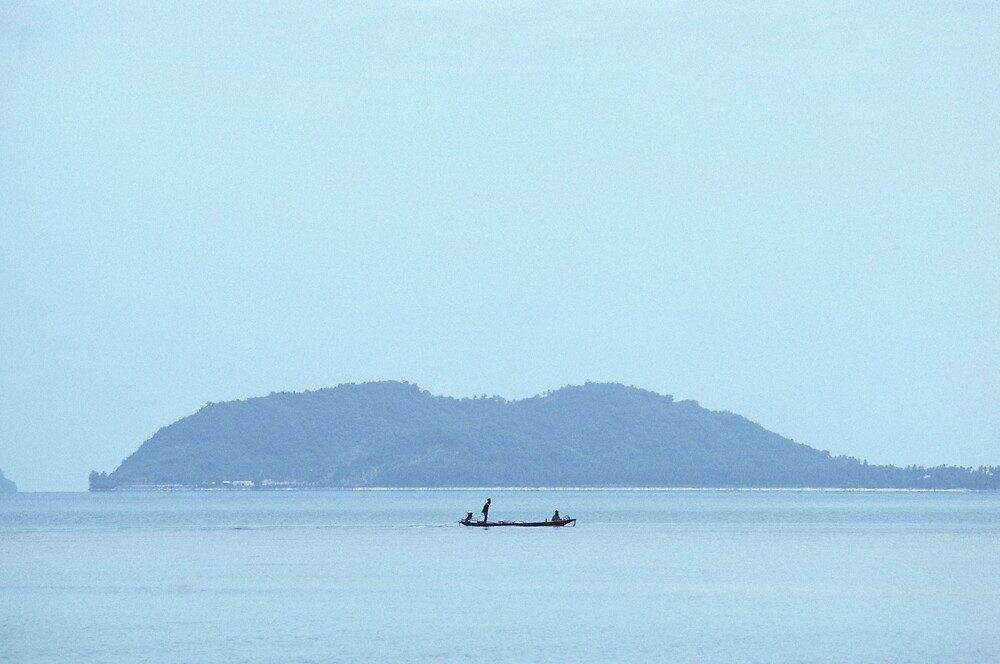 Hot and Hazy in Thailand by laurencedodd