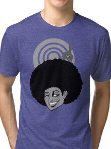 AfroGirl Tri-blend T-Shirt