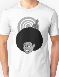 AfroGirl Unisex T-Shirt