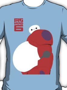 "Baymax Robot 6 ""Big Belly"" T-Shirt"