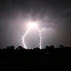 Lightning strikes twice by Ben Shaw