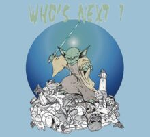 Yoda- Who's Next? Kids Clothes