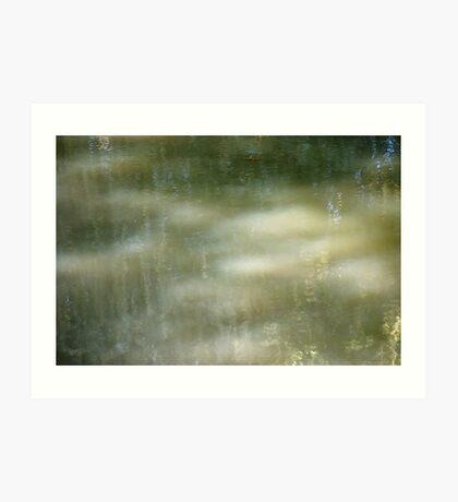 Reflections 5 Art Print