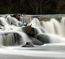 Dights Falls by Lambros