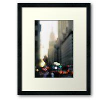 chrysler@five Framed Print