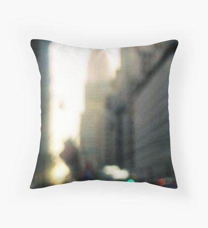 chrysler@five Throw Pillow