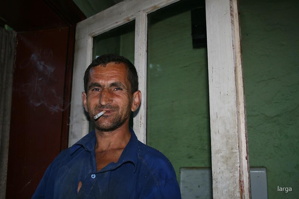 bad smoker by larga