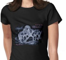 Twilights Womens Fitted T-Shirt