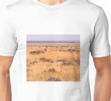 Lioness Prowl Etosha National Park Unisex T-Shirt