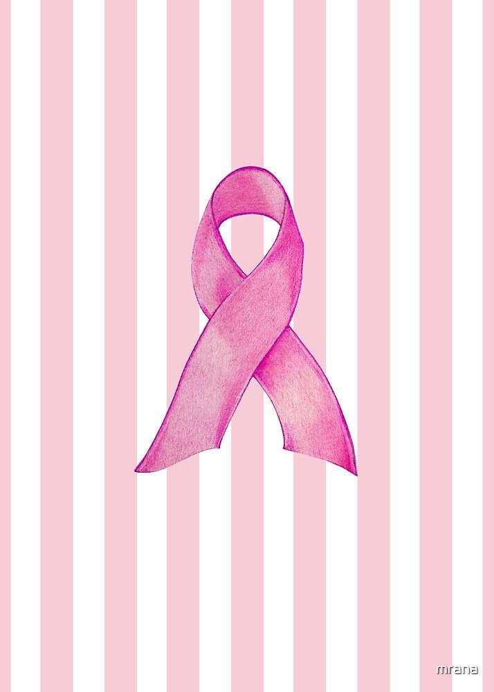 Pink Ribbon Donation by Mariana Musa