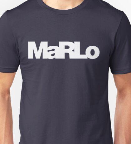 MaRLo white Unisex T-Shirt