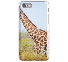 Giraffe Etosha National Park iPhone Case/Skin