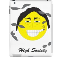 High society iPad Case/Skin
