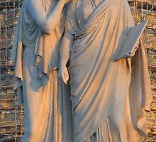 Peace Memorial - Washington D.C. by Matsumoto