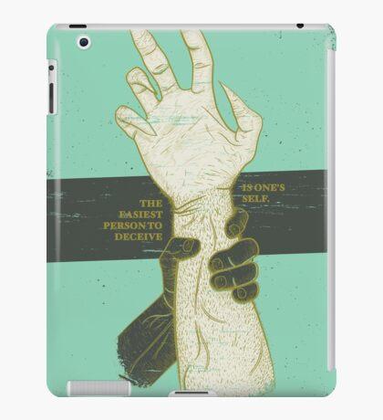 SHAPESHIFTING iPad Case/Skin