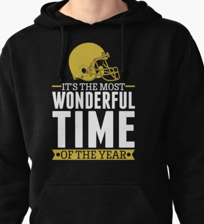 It's the most Wonderful Time Of The Year Pullover Hoodie