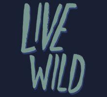 Live Wild: Alaska T-Shirt