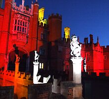 Hampton Court Palace by Kay Hawkins