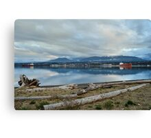 Port Angeles Washington PNW Canvas Print