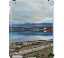 Port Angeles Washington PNW iPad Case/Skin
