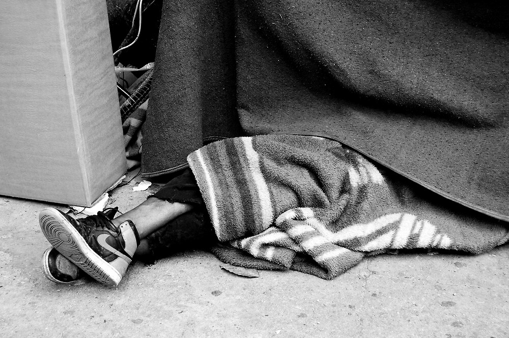 I have a nike shoes... by Claudio Cologni