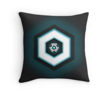 Reflector Throw Pillow