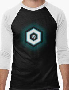 Reflector Men's Baseball ¾ T-Shirt
