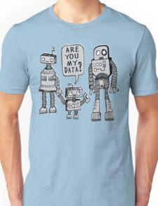 My Data? Robot Kid Unisex T-Shirt