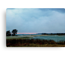 Still Water Canvas Print