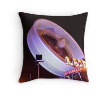 Central Frugal Force Throw Pillow