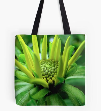 Budding Artistic Tote Bag