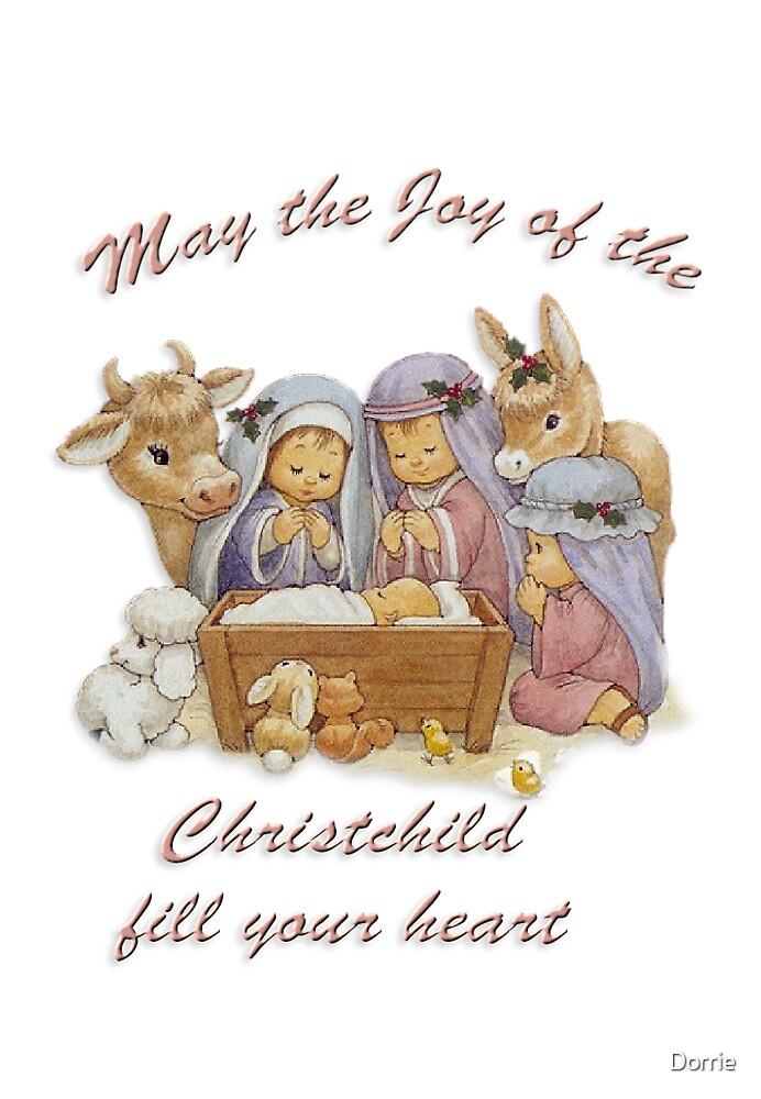 Christchild by Dorrie