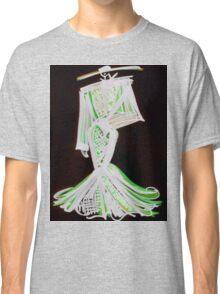 Painted Black Classic T-Shirt