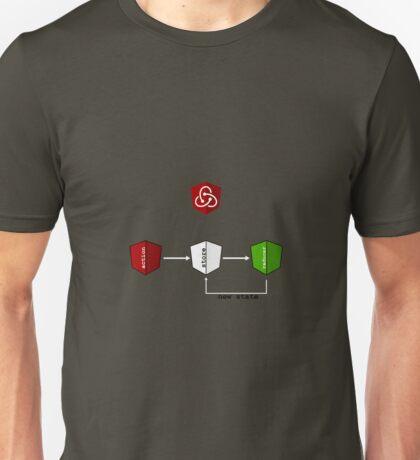 Angular Redux Unisex T-Shirt