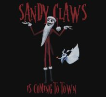 Sandy Claws Kids Clothes