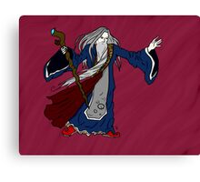 The Mage Canvas Print