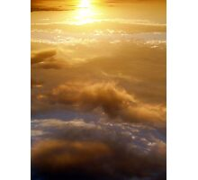 to transcend glory Photographic Print