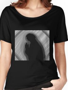 The Shadow Women's Relaxed Fit T-Shirt