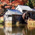 Mabry Mill by Susan Gottberg